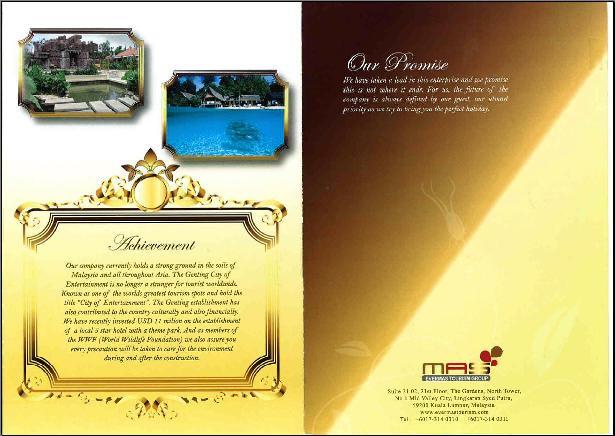 EverMas brochure cover