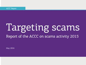 Australians lose over $229 million to scams in 2015