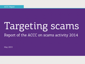 Australians lose over $80 million to scams in 2014